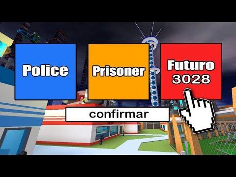 NUEVO MODO SECRETO de JAILBREAK | FUTURO 3028