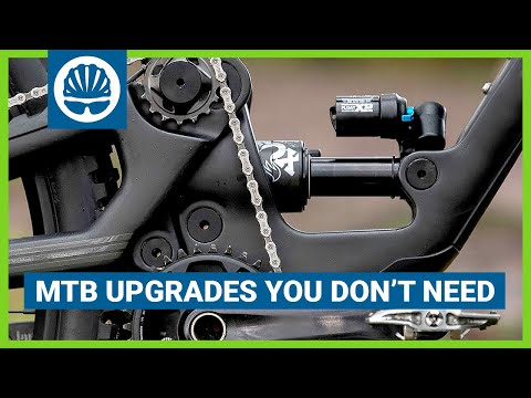 Top 5   Mountain Bike Upgrades You Don't Need in 2021