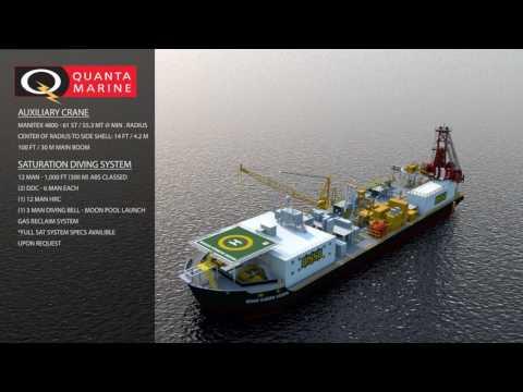 QUANTA MARINE - Bisso Subsea Vision