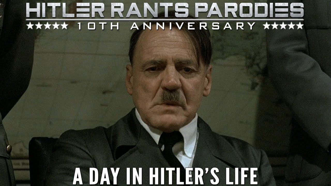 A day in Hitler's life: Episode II