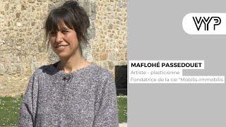 VYP avec Maflohé Passedouet, artiste et scénographe à Versailles