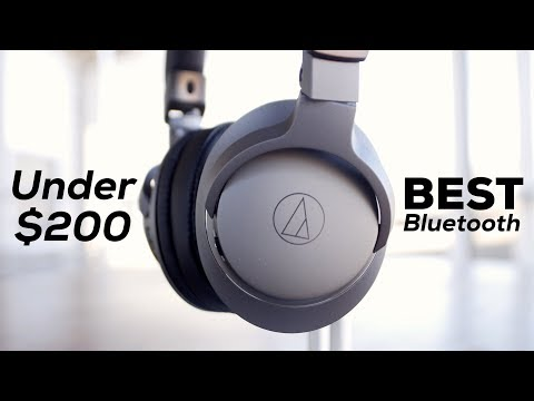 BEST Bluetooth Headphone Under $200! (2018)