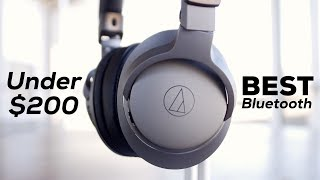 BEST Bluetooth Headphone Under $200! (2018)