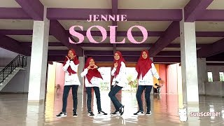 [3.15 MB] JENNIE - 'SOLO' Dance Cover Hijab by Putri widya