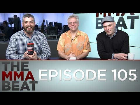 The MMA Beat: Episode 105