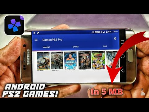 [5 MB] Download All PS2 Games In one Apk | For Free In Android |