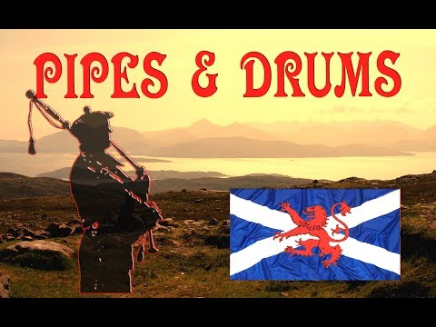 💥End Of The Day (Medley)💥Queen's Own Highlanders💥