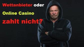 Online Casino Buchmacher zahlt Gewinn nicht aus? Gründe & Lösungen