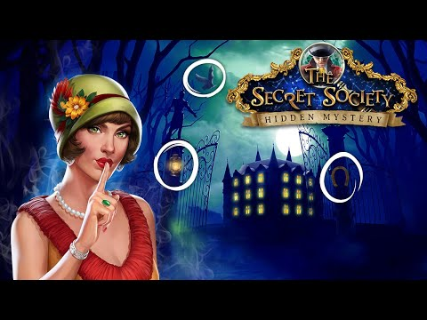 The Secret Society - Hidden Objects Mystery for Google Play, February 2020