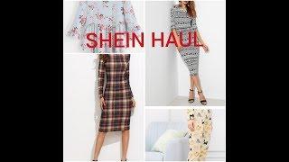 SHEIN Shopping Haul.... Review# Shipping # customer service# tracking details...