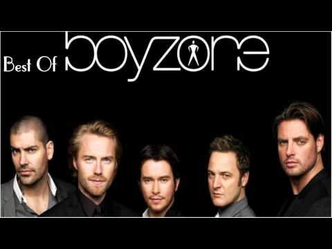 Best Songs Of Boyzone Full Album HD    Boyzone's Greatest Hits