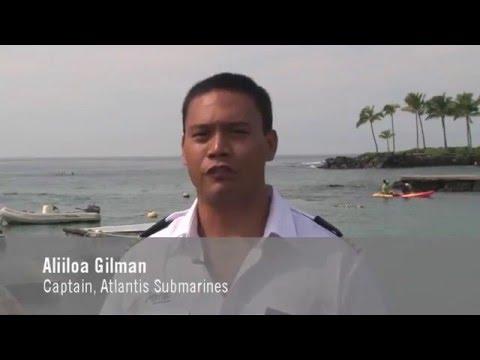What it's like aboard Atlantis Submarines Kona
