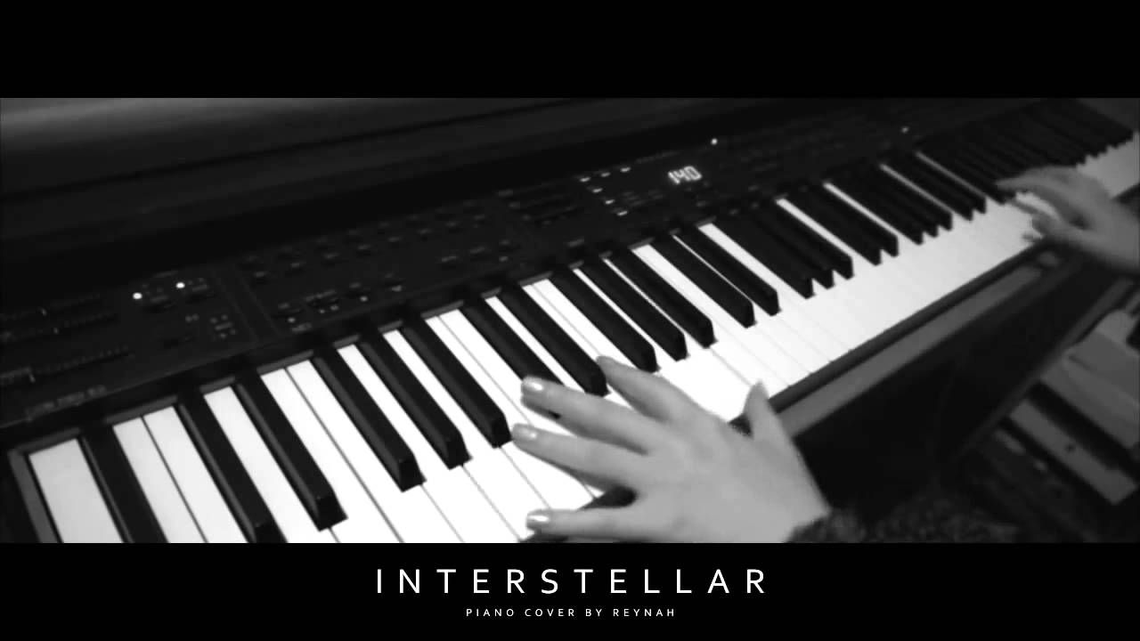 "Reynah - Interstellar OST : ""First Step""Piano cover - Hans ..."