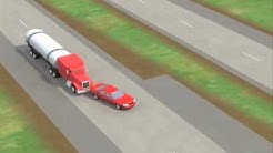 Car vs. 18-Wheeler Accident Animation Used in Lawsuit against Truck Company
