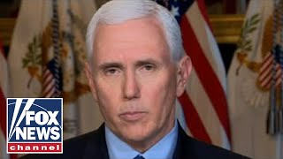 EXCLUSIVE: Pence on administration's efforts to slow spread of COVID-19
