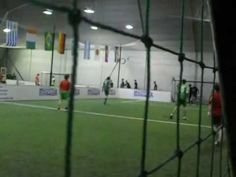 Kick It Like Water Cup 2012 in Bremen: Interruptus - Werder Allstars 2:2
