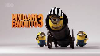 Descubre con HBO - HBO GO | Mi Villano Favorito 3