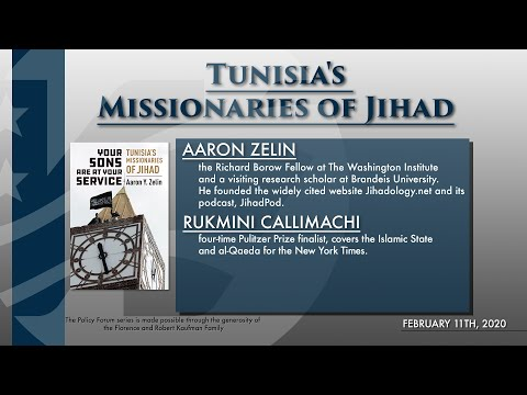 Tunisia's Missionaries of Jihad