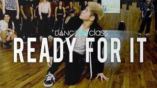 Taylor Swift - ...Ready For It? | Tricia Miranda Choreography | DanceOn Class | Part 1