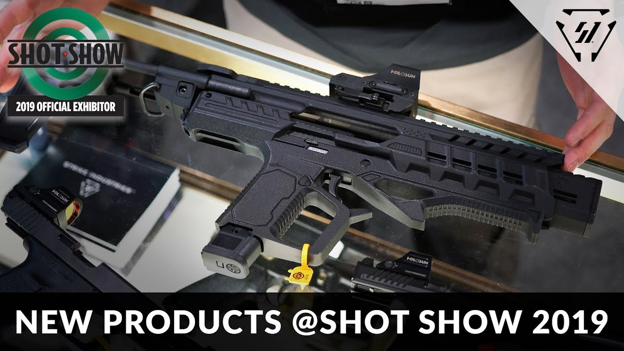 Best Of Shot Show 2019 SHOT SHOW 2019: New Products Recap!   YouTube