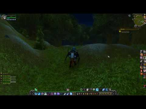 Fine Linen Goods Quest ID 83 Playthrough Elwynn Forest