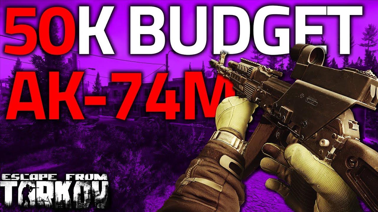 Download Budget AK74M - Modding Guide - Escape From Tarkov