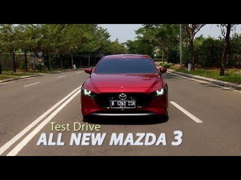Video Test Drive Sensasi Berkendara bersama All New Mazda 3