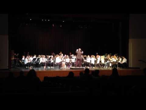 Oskaloosa Middle School at SEIBA LARGE GROUP CONTEST