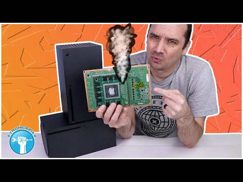 I Bought ANOTHER Broken Xbox Series X – Can I Fix It? +Bonus Power Supply Repair