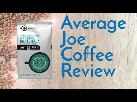 Aldi Barissimo Guatemala Coffee Review
