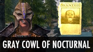 Skyrim Mod: The Gray Cowl of Nocturnal
