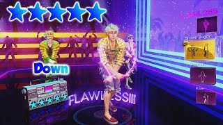 Dance Central 3 - Down (DC1 Import) - 5 Gold Stars