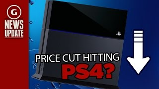 PS4 Price Cut Predicted By Xbox One Boss - GS News Update
