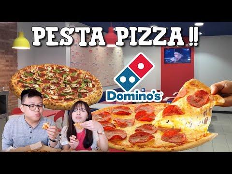 DOMINO PIZZA Cocok Dengan Selera Indonesia ?!