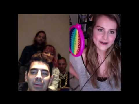 DNCE YouNow Live Stream (May 26th, 2016) - FULL