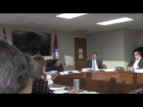 AR Marijuana Commission DF&A statement on sales tax and releasing peformance bonds