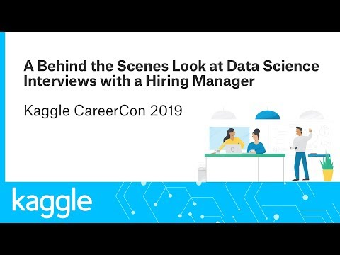 Behind the Scenes Look at Data Science Interviews