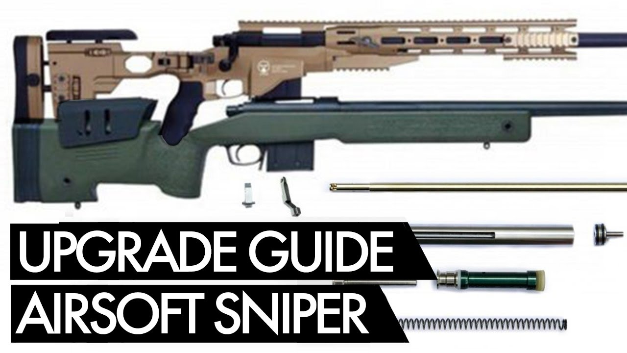 Defcon airsoft sniper guide » defcon airsoft.