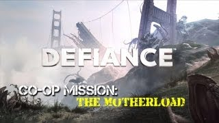 Defiance: Co-op Mission - Liberate The Lost