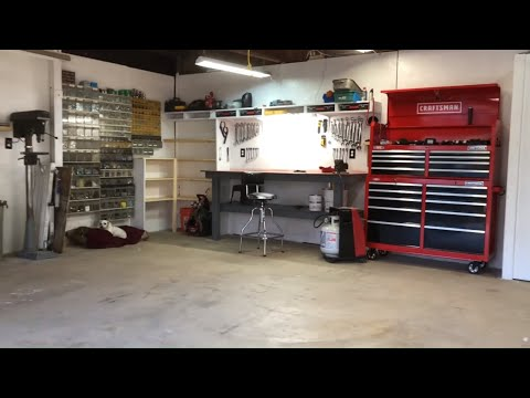 Garage To Shop Conversion,,    Final Video