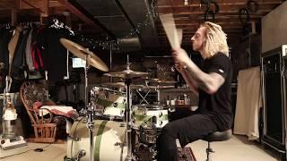 Wyatt Stav Bring Me The Horizon Mantra Drum Cover