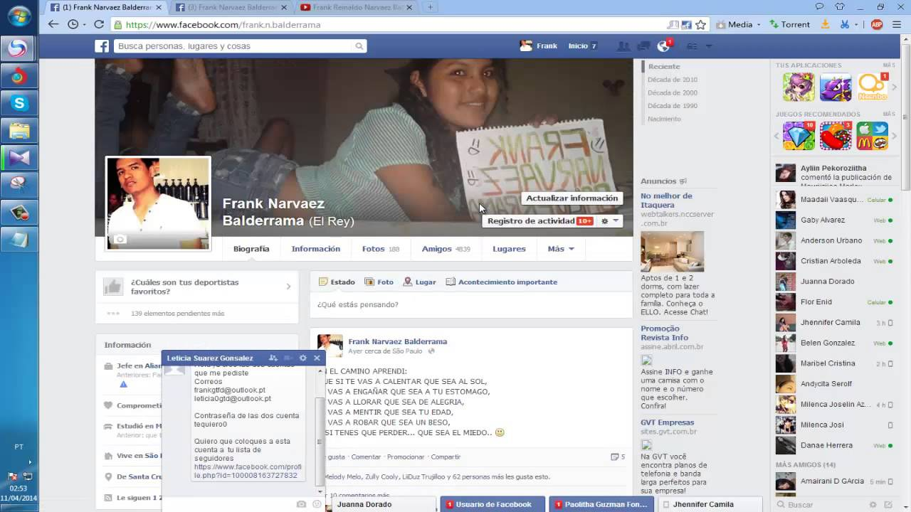 Opción binaria facebook