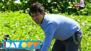 Day Off: Pagha-harvest ng kangkong ni Ken Chan, tunghayan!