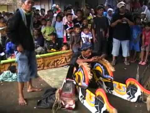Jathilan Kudho Karenggo Januari 2010 Part 3