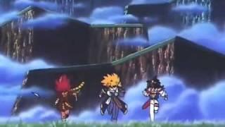 """Mashin Hero Wataru 2 Opening 2 """"Fight!"""""""