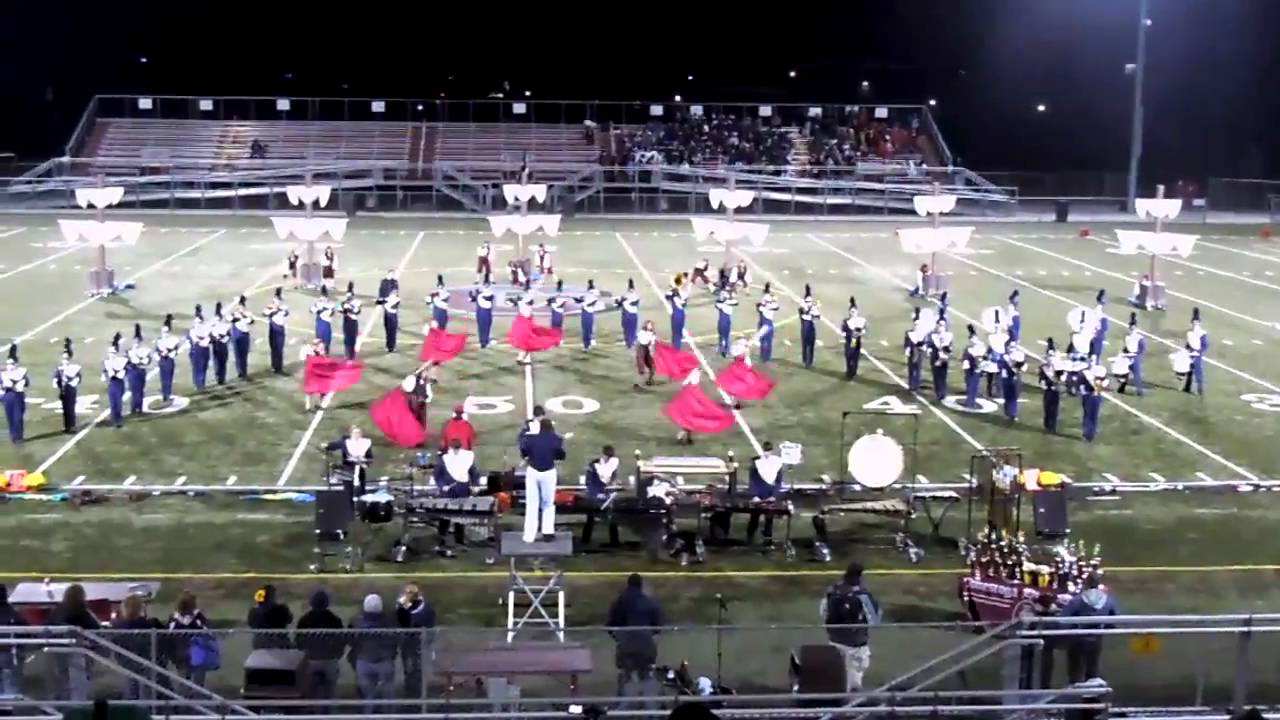 Sun Valley Marching Band, Aston, PA - YouTube