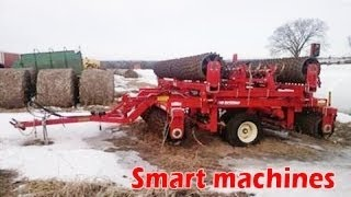 #Amazing amazing modern machines heavy equipment - modern harvest machine modern agriculture compil