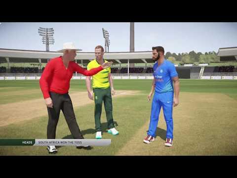 Virat Kohli And Lokesh Rahul Power Hitting strike RATE 300 Don Bradman Cricket 17
