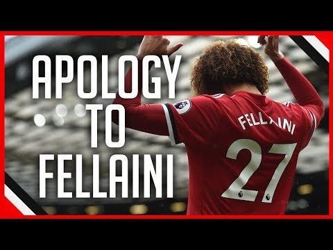 MY APOLOGY TO MAROUANE FELLAINI