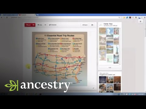 Taking a Family History Vacation